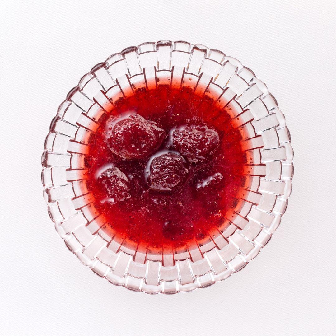 Домашнее клубничное варенье (100 г)