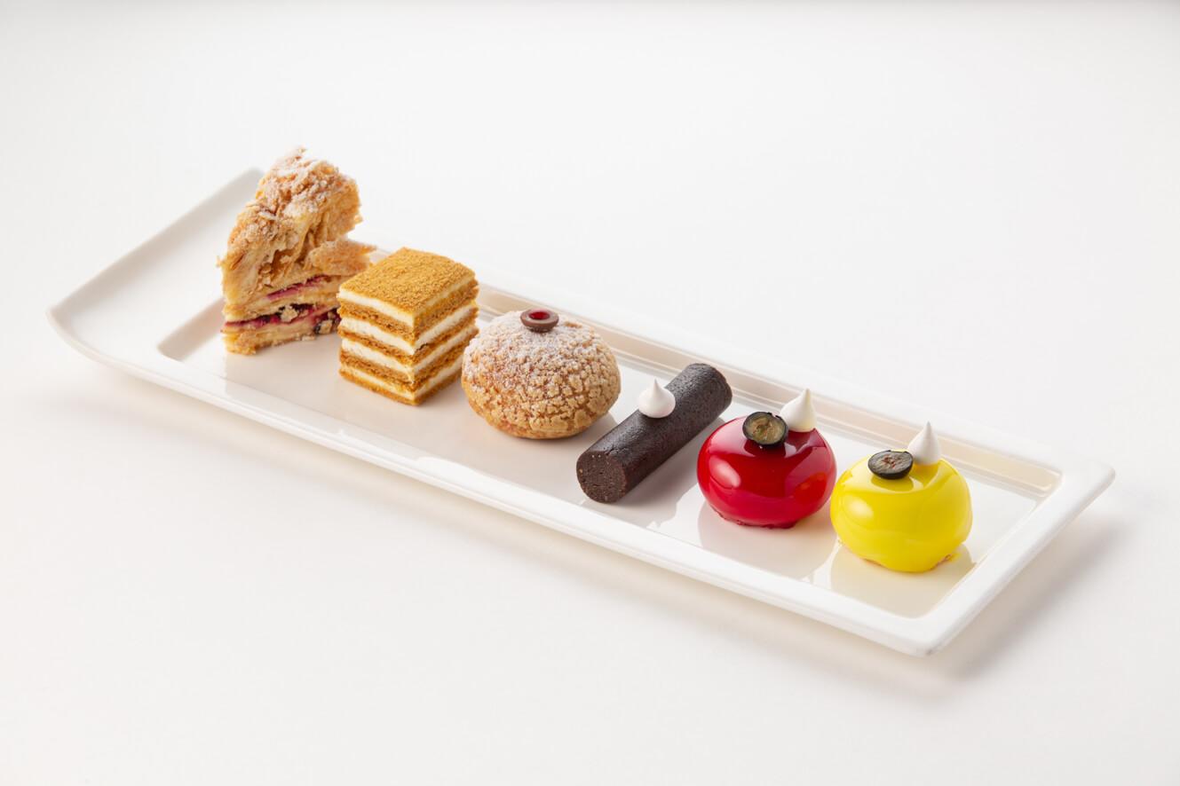 Набор мини-десертов