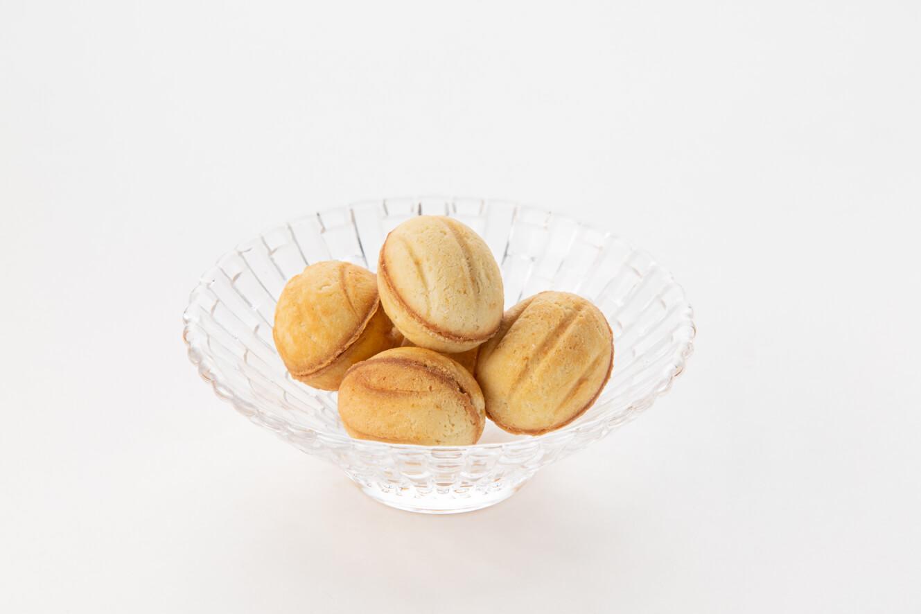 Орешки со сгущёнкой (5 шт)