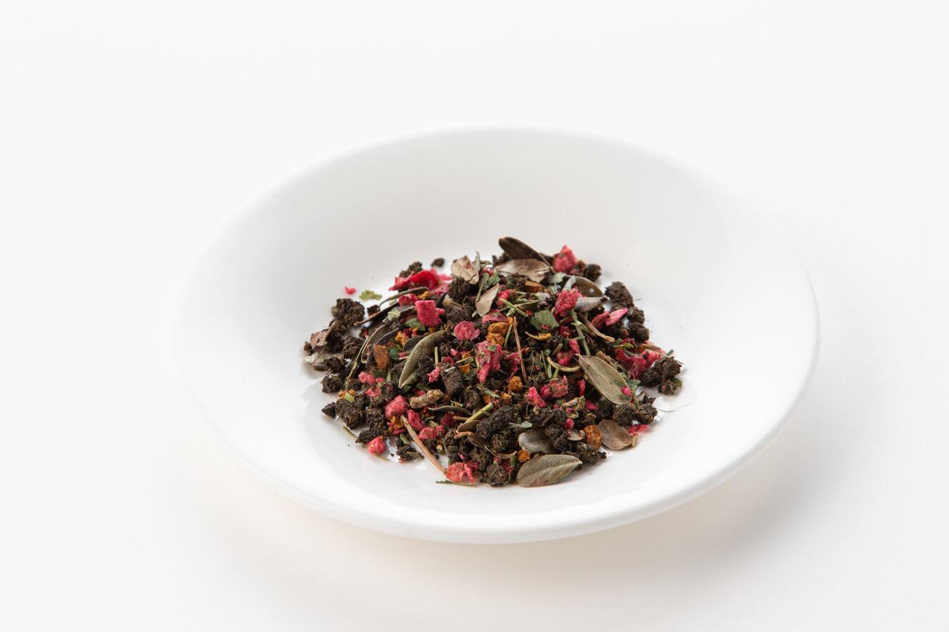 Иван-чай с сибирскими травами