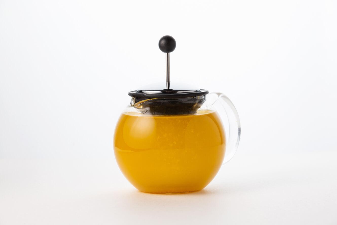 Фруктовый чай облепиха с имбирем
