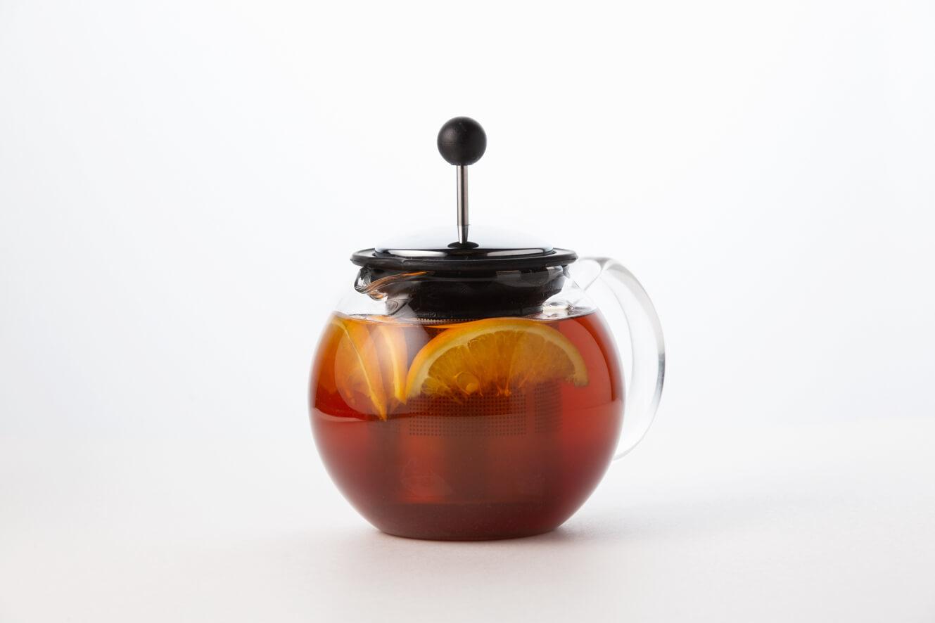 Чай шиповник с апельсином