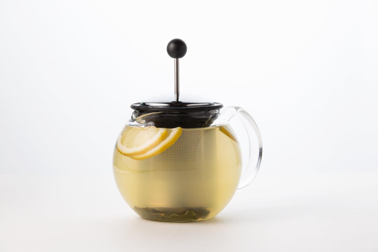 Лаврово-лимонный сбитень